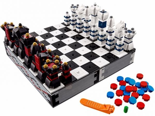 Lego 40174 Chess & Checkers
