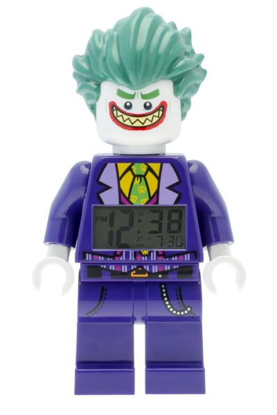 "Lego 9009341 Будильник Batman Movie ""The Joker"""