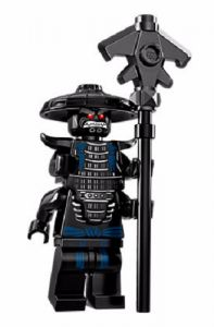 Lego 71019-5 Минифигурки, серия Ninjago Movie Гармадон