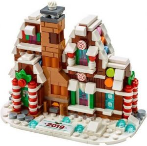 Lego 40337 Creator Gingerbread House