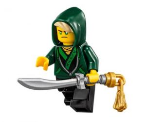 Lego 30609 Ninjago Movie Lloyd Garmadon