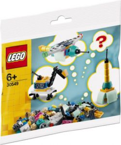 Lego 30549 Creator Build Your Own Vehicles - Make It Yours