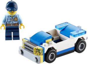 Lego 30366 City Police Car