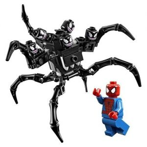 Lego 30448 Super Heroes The Venom Symbiote Человек-паук против пятиголового Мега-Венома