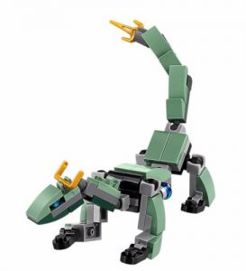 Lego 30428 Ninjago Movie Green Ninja Mech Dragon Micro Build