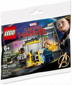 Lego 30453 Super Heroes Captain Marvel and Nick Fury