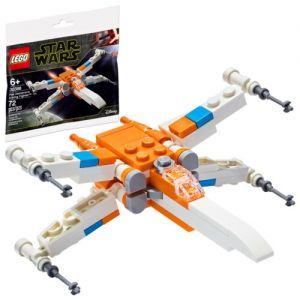 Lego 30386 Star Wars Poe Dameron's X-wing Fighter