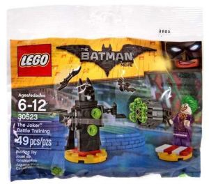 Lego 30523 Batman Movie The Joker Battle Training