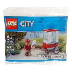 Lego 30364 City Popcorn Cart
