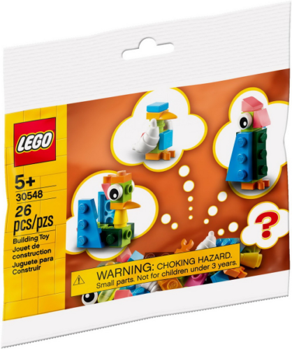 Lego 30548 Creator Build Your Own Birds - Make it Yours