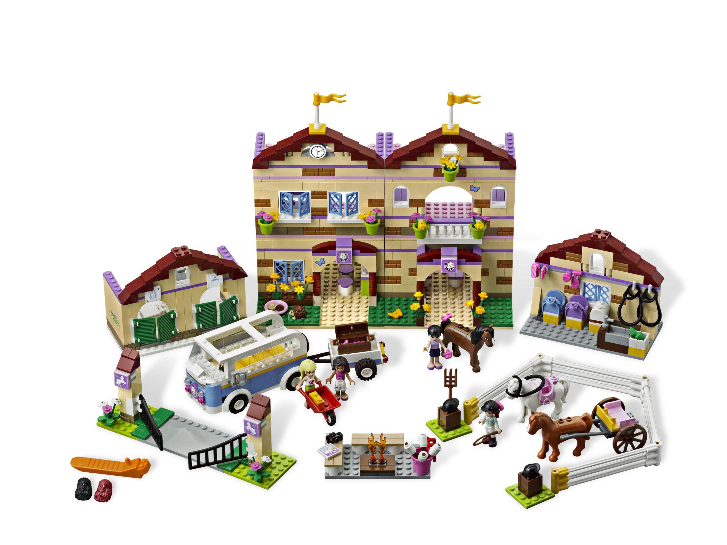 Купить конструктор Lego 3185 Friends Школа верховой езды