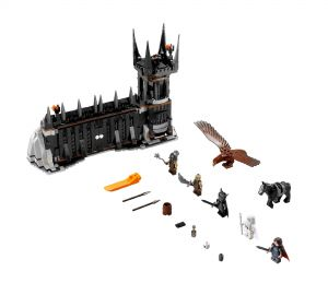 Lego 79007 Lord of the Rings Черные врата