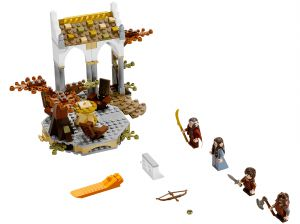Lego 79006 Lord of the Rings Совет Элронда