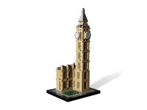 Lego 21013 Architecture Биг Бэн Big Ben